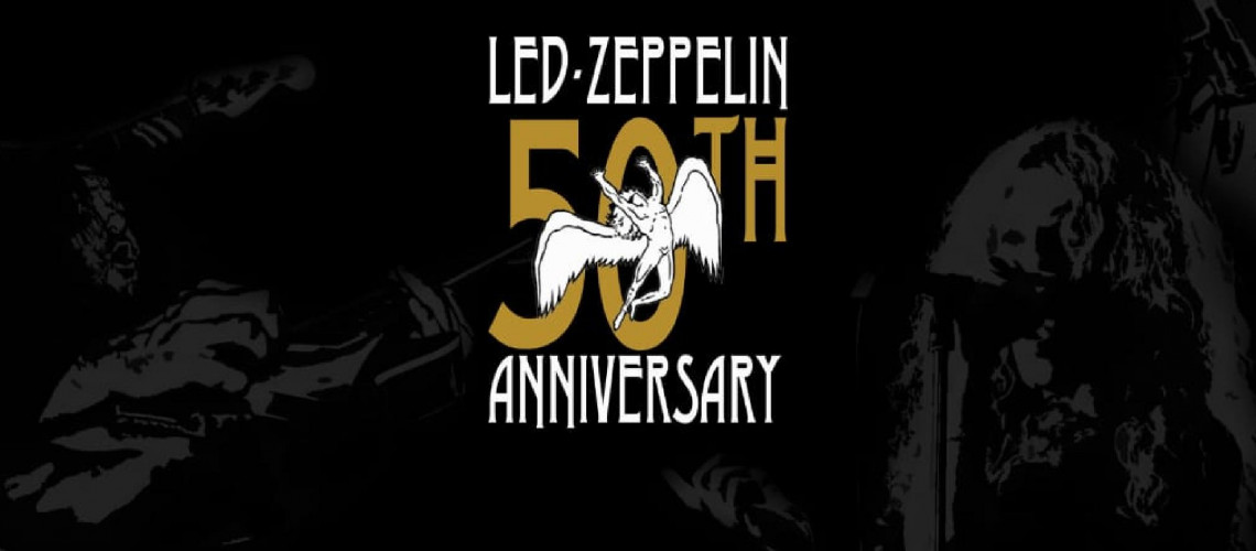 Led Zeppelin se reúne para grabar su documental