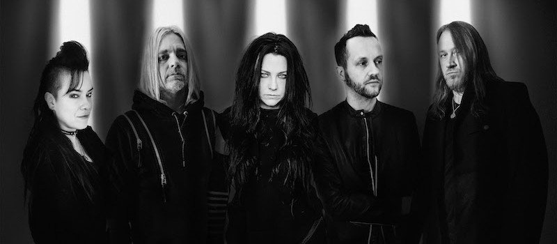 Evanescence estrenó 'The Bitter Truth', su anticipado  nuevo álbum