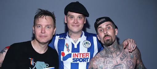 Blink 182 presenta una nueva canción basada en la cuarentena
