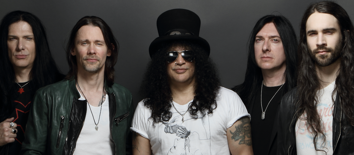Slash vuelve a Argentina junto a Myles Kennedy and The Conspirators