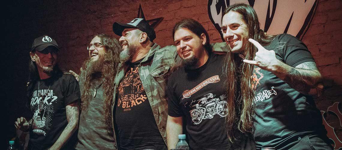 Horcas será el grupo soporte de Slayer en su último show en Argentina