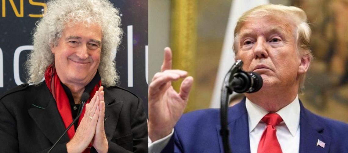Queen y otros artistas prohíben el uso de su música a Donald Trump